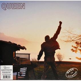 Lp Duplo Queen Made In Heaven Vinil 180g Gatefold Fret Gráti