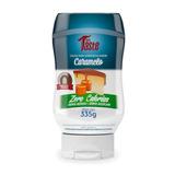 Calda Caramelo - Zero Açúcar Zero Cal - Mrs. Taste - 335g