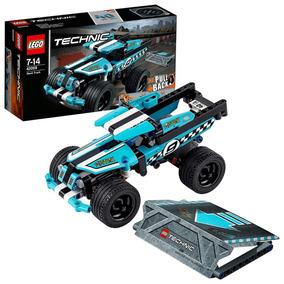 Lego Technic 42059 142pz Stunt Truck Bloques Juguetes