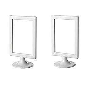 Marco De Fotos Ikea Tolsby White 4 X 6 X26quot 2 Unidades