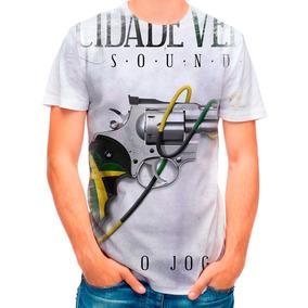 4f55a64fa354b Camiseta Cidade Verde Sounds - Calçados
