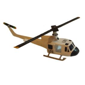 Miniatura Helicóptero Bell Uh-1b Iroquois Huey Onu Escala N