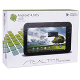 Tablet 7 4gb Trio Stealth A8 1ghz/512mb/4gb/cam Fron