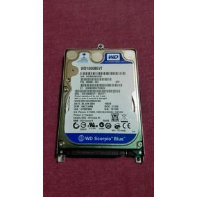 Disco Duro Sata 2.5 Para Lapto 160 Gb, Western Digital (10$)