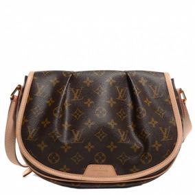 e7387ed9f63 Bolsa Louis Vuitton Menilmontant Pm Original - Calçados