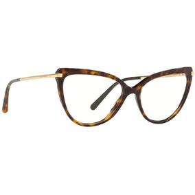 Armação De Óculos Feminino Luxury Marrom 11 502 - Óculos no Mercado ... a218df1c2e
