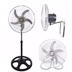 Ventilador De Pie, Pared Turbo 18 Pulgadas 105 Watts Oferta