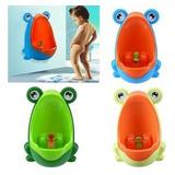 Urinario Vasenillas Portatiles Para Bebes Sapito Importado