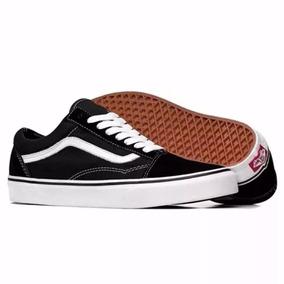 e637ab8c83 Novo Tenis Vans Old Skool Skate Casual Homem Mulher Promoção