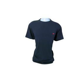 Camisa Sallo Gola O - Azul Elicoptero Vermelho 376e38c3ce7