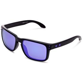 e88f0c05bb Gafas De Sol Oakley Holbrook Matte Black / Violet Iridium O