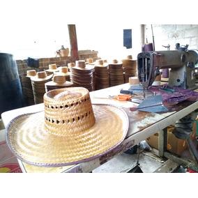 Sombreros De Palma, Masayo. Lote De 100 Piezas.