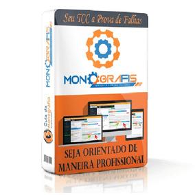 Monografis 3.0 Software Orientador De Tcc - Leia Descrição