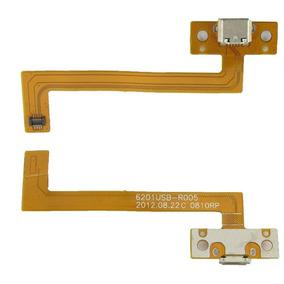 Porta Carregador Conector Usb Para Kobo Arc K107 - 7