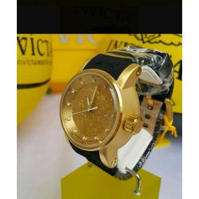 d79cfe5195a Invicta Yakuza Couro - Relógios no Mercado Livre Brasil