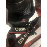 Cámara Canon T3i Video Y Foto Con 18:55