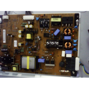 Placa Fonte Tv 3d Lg 42 Lm6400 42lm6400/47/55