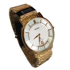 4405dde632b Relogio Brait Dourado De Luxo Magnum - Relógios De Pulso no Mercado ...