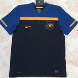 377359-451 Camisa Nike Austrália Away 2010 M Fn1608 d2b82015d2af7