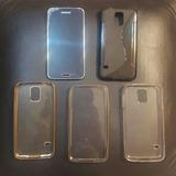 Vendo Samsung Galaxy S5 Libre 16gb Android 6+ 4 Fundas+ Dock