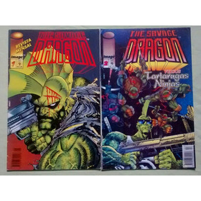 Hq- The Savage Dragon Vol 1/2