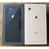 Iphone 8 64gb Preto Dourado Nacional Anatel 12x S/ Juros