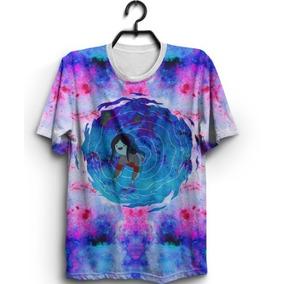 04ff726f7 Camisa Marceline Hora Aventura - Camisetas para Masculino no Mercado ...