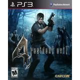 Resident Evil 4 Ps3 Envío Lo Acuerdo Con El Vendedor