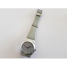 f72be0b30a2 Relogio Swatch Swiss Quartz 3359g Feminino - Relógios De Pulso no ...