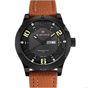 da5124a84f4 Relógio Masculino Naviforce 9070 De Pulso Original Promoção