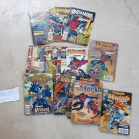 Coleção Revistas Homen Aranha 2099 15 Exemplares Diferentes