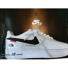 sale retailer f2020 adf88 Nike Air Force One X Supreme Piel Nba 2019