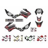Adesivos Moto Trilha Motocross Nxr Bros 150 2008 0,20mm M3