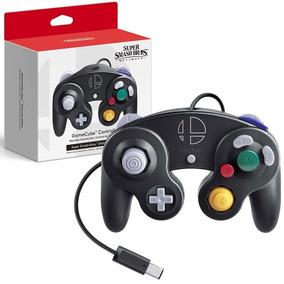 Controle Gamecube Super Smash Bros Ultimate Switchwii/wii U