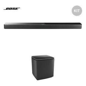 Bose Soundtouch 300 + Acoustimass 300 Wireless Kit Nf-e !!!!