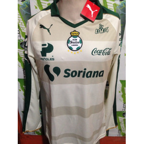 Jersey Santos Laguna De Torreon Puma 100%original De Gala 2433af61997d8