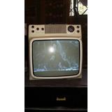 Televisor Blanco Y Negro
