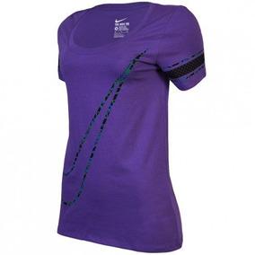 a1b46d2b3d Camiseta Nike Tee-photogram Swoosh Feminina 715288-524 - P -