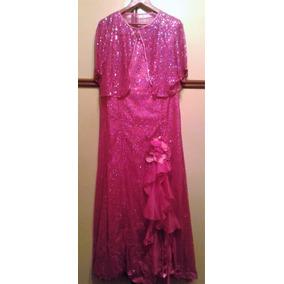 c0ca59c049 Vestido Brillante - Vestidos de Mujer Fucsia en Mercado Libre Argentina