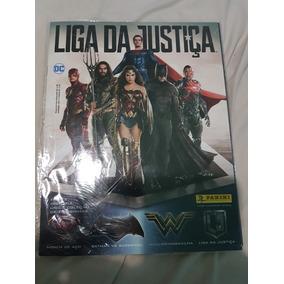 Álbum Liga Da Justiça O Filme Completo Para Colar