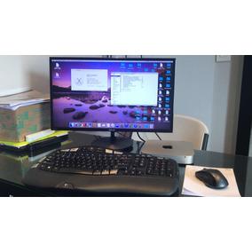 Mac Mini 2,3ghz Intel Core I7 16gb +monitor Axus De 23.6