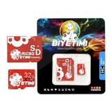 Cartão De Memória Micro Sd 8gb + Adaptador Sd Biyetimi