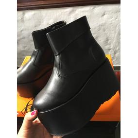 Botines Plataforma Zapatos Frankestein Hombre O Dama