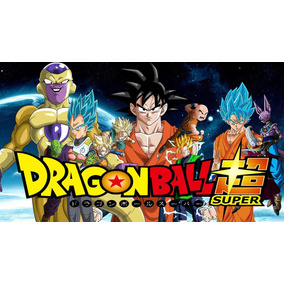 Dragon Ball Super (6 Dvds) (131 Ep.+ 1 Especial) Legendados