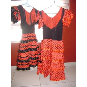 Vestidos De Flamenco Para Ninas - Ropa 1d1a5c805f6