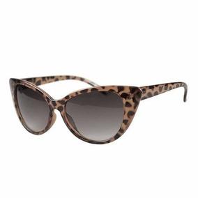0b5cc12a6f66b Culos Escuro Sol Feminino Marrom Raff Vintage Polarizado De - Óculos ...