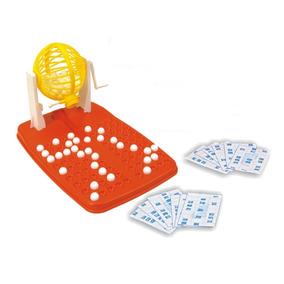 bc9b91b8df Brinquedo Jogo De Bingo Bingão 100 Cartelas Infantil Nig · R  39