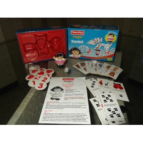 Domino Little People Fisher Price Gucis_vzla