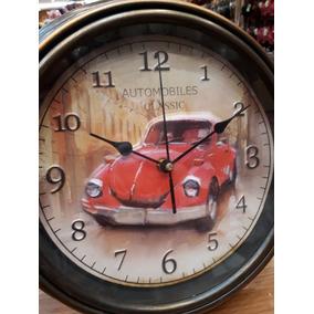 7567607d4cd Relogio De Parede Carros Antigos - Relógios no Mercado Livre Brasil