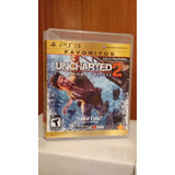 Uncharted 2 Among Thieves (c Manual) Ps3 Playstation 3 Od.st